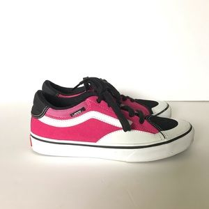 Vans Trujillo pink black Sneakers Skater shoes